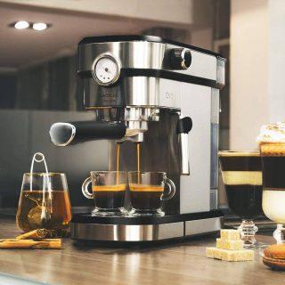 Cafeteras y Máquinas